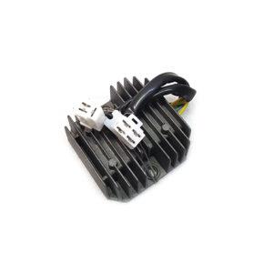 Реле регулятор скутер 7 проводов 3 фазный (мама)