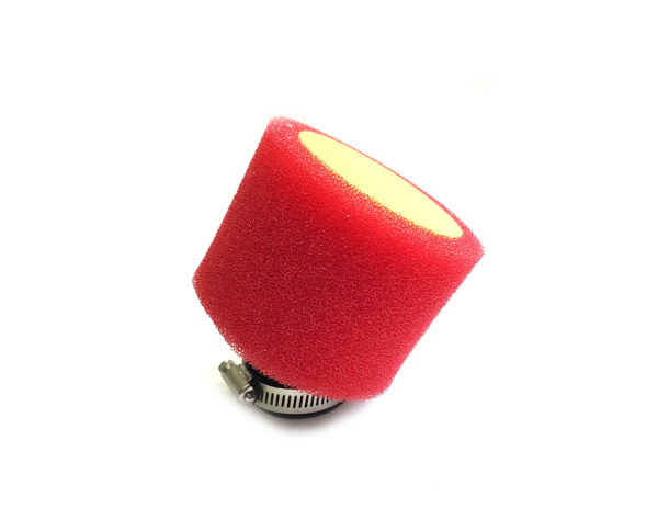 Воздушный фильтр нулевого сопротивления 42 мм для мототехники питбайков мопедов
