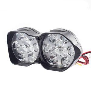 Фара светодиодная 18 диодов 30 ватт, напряжение от 9 до 85 вольт