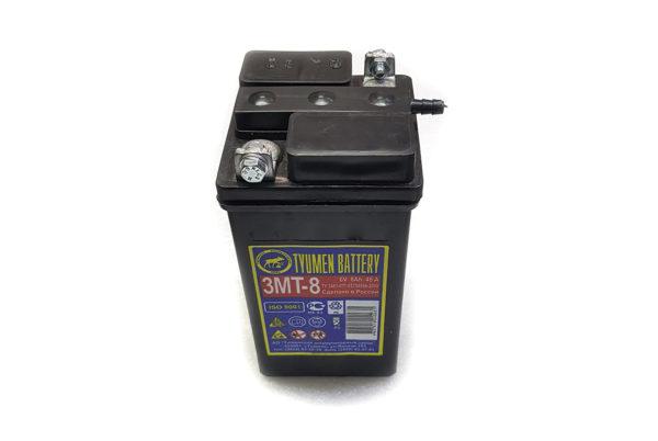 Аккумулятор 6 вольт 8Ач