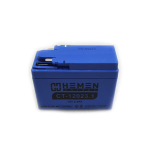 Аккумулятор для скутера Хонда Дио 34-35 Helmen energy 12 вольт 2.3 Ач СТ-12023.1