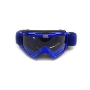 Очки для мотокросса Синие