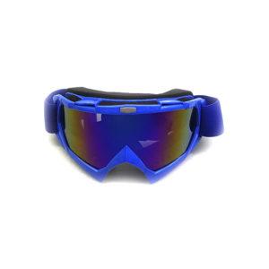 Очки для мотокросса Синие Тонированные