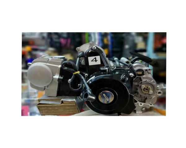 Двигатель мопед Альфа Дельта 120 кубов
