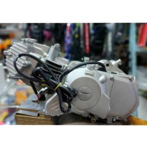 Двигатель на питбайк YX150 кубов эл.стартер