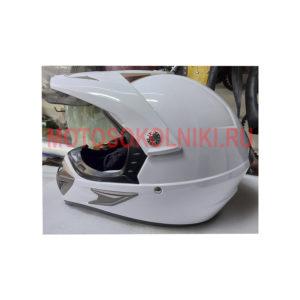 Шлем для кросса Yema Белый