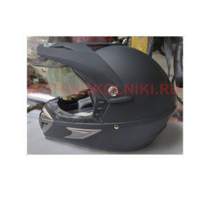 Шлем для кросса Yema Матовый черный