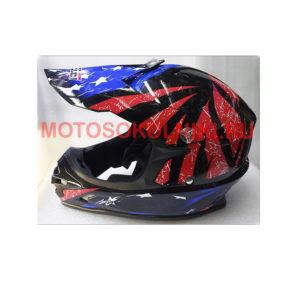 Кроссовый шлем Safebet