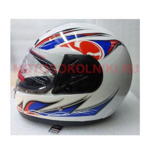 Шлем мото с визором Concord