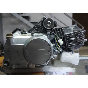 Двигатель 125 кубов мопед Альфа Дельта