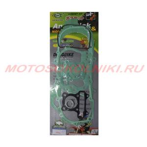 Прокладки скутер 4T 139QMB 80 куб. GY6 80