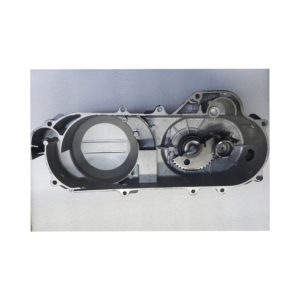 Крышка вариатора 139QMB скутер 10 радиус колеса В сборе