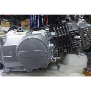 Двигатель 125 кубов мопед Альфа Дельта Питбайк Без эл.стартера