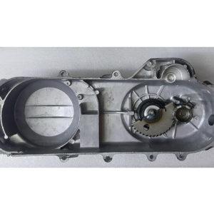 Крышка вариатора 139QMB скутер 12 радиус колеса В сборе