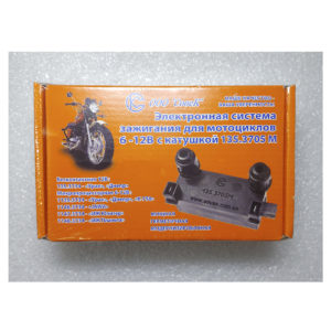 ИЖ Планета Микропроцессорная электронная система зажигания (БСЗ) для мотоциклов 6-12 Вольт 1148.3734